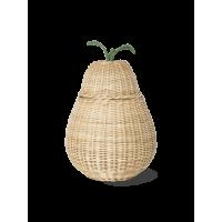 Flettet pære, stor