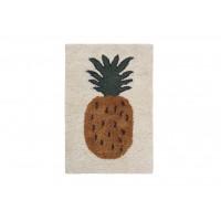 Gulvtæppe, ananas