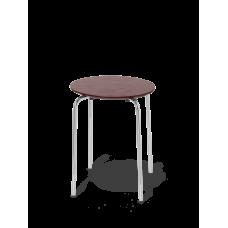 Herman stol, rødbrun