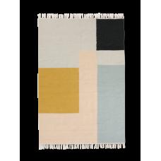 Kelim rug - Squares (Str. L)