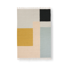 Kelim rug - Squares (Str. M)