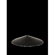 Lampeskærm - sort