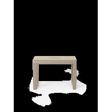 Lille arkitekt skammel - cashmere