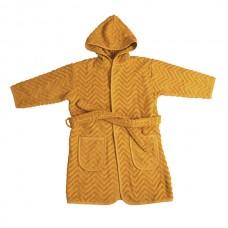 Badekåbe, Golden mustard (3-4 år)