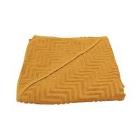 Badeslag m. hætte, Golden mustard