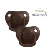 Sutter 2 pk., 0-6 mdr. - Chocolate