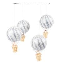 Luftballon-uro, sølv