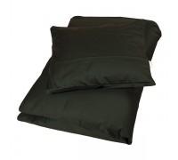 Junior sengesæt, dark green