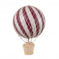 Luftballon 20 cm - Deeply red