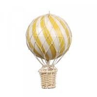 Luftballon, 10 cm. - lemon