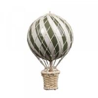 Luftballon 10 cm, olive green