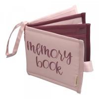 Memory book, rosa