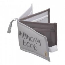 Memory book, grå