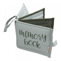 Memory book, dark mint