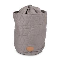 Filibabba opbevaringspose - dark grey