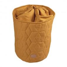 Filibabba opbevaringspose - golden mustard
