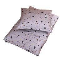 Baby sengetøj, Space Grey