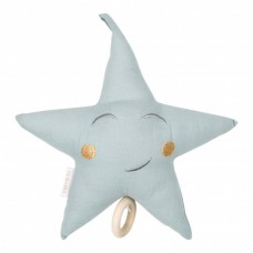 Stjerne uro, dark mint