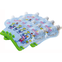 Refill baby food pouches