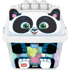 Mega klodser, panda