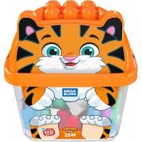 Mega klodser, tiger
