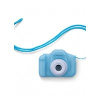 Kamera, blå