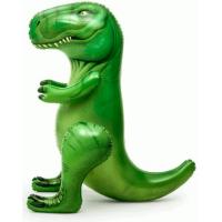 Dinosaur med vanddysse