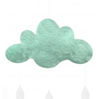 Skyophæng (mintgrøn)