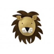 Trofæ, løve