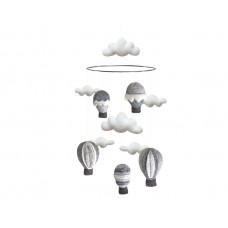 Uro, skyer/luftballoner
