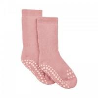 Non-slip sokker, str. 17-19 (6-12 mdr.) - rosa