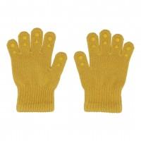 Grip Gloves 1-2 år, Mustard