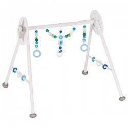 Baby gym - elefant (blå)