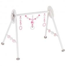 Baby gym - elefant (rosa)