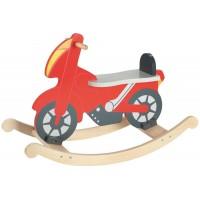 Gyngehest - motorcykel
