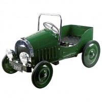 Pedal bil - grøn (1939)