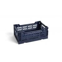 HAY kasse: Navy, Medium / Aykasa Navy, midi