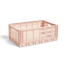 HAY kasse: Nude / Soft Pink, Large