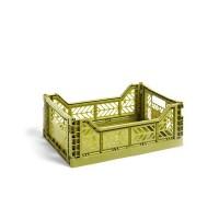 HAY kasse: Olive, Medium / Aykasa Olive, Midi