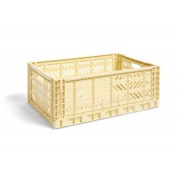HAY kasse: Light Yellow, Large / Aykasa Banana, Maxi