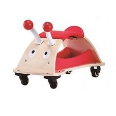 Mariehøne bil