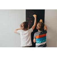 Kridttavle til væggen