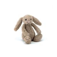 Bamse, Bashful beige baby kanin (13 cm)
