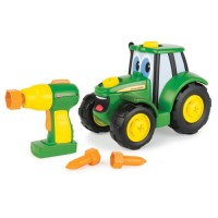 Johnny Tractor, Byg en traktor