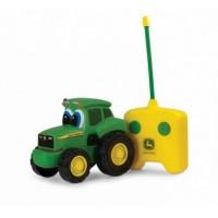 Fjernstyret traktor