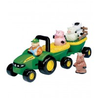 Traktor m. dyr
