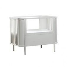 Juno seng - Hvid