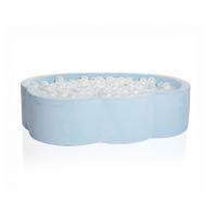 Boldbassin sky 100x40 cm, baby blå