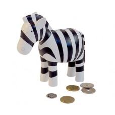 Sparebøsse, Zebra