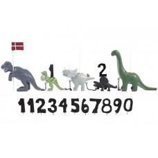 Fødselsdagstog, Dinosaur